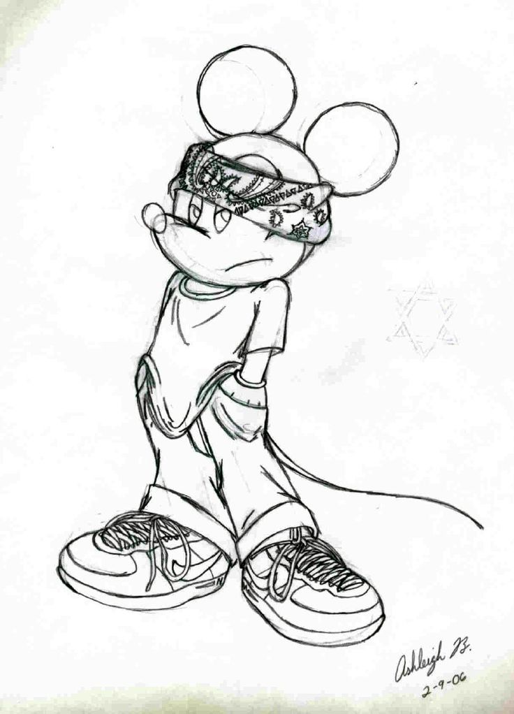 Drawing Lines With Mouse C : How to draw mickey mouse ehow is a classic
