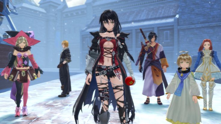 Three games in the Tales series are on sale on Steam: Tales of Berseria came and went for me. My backlog was huge at the time (and still…