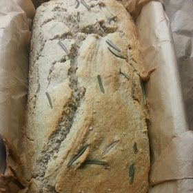 No Sugar Sandy: Gluten free buckwheat bread