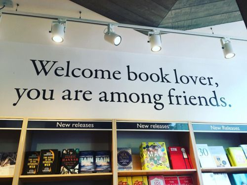 Welcome book lover, you are among friends!                                                                                                                                                                                 More