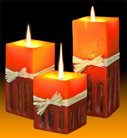 M s de 25 ideas fant sticas sobre como hacer velas - Velas decorativas ...
