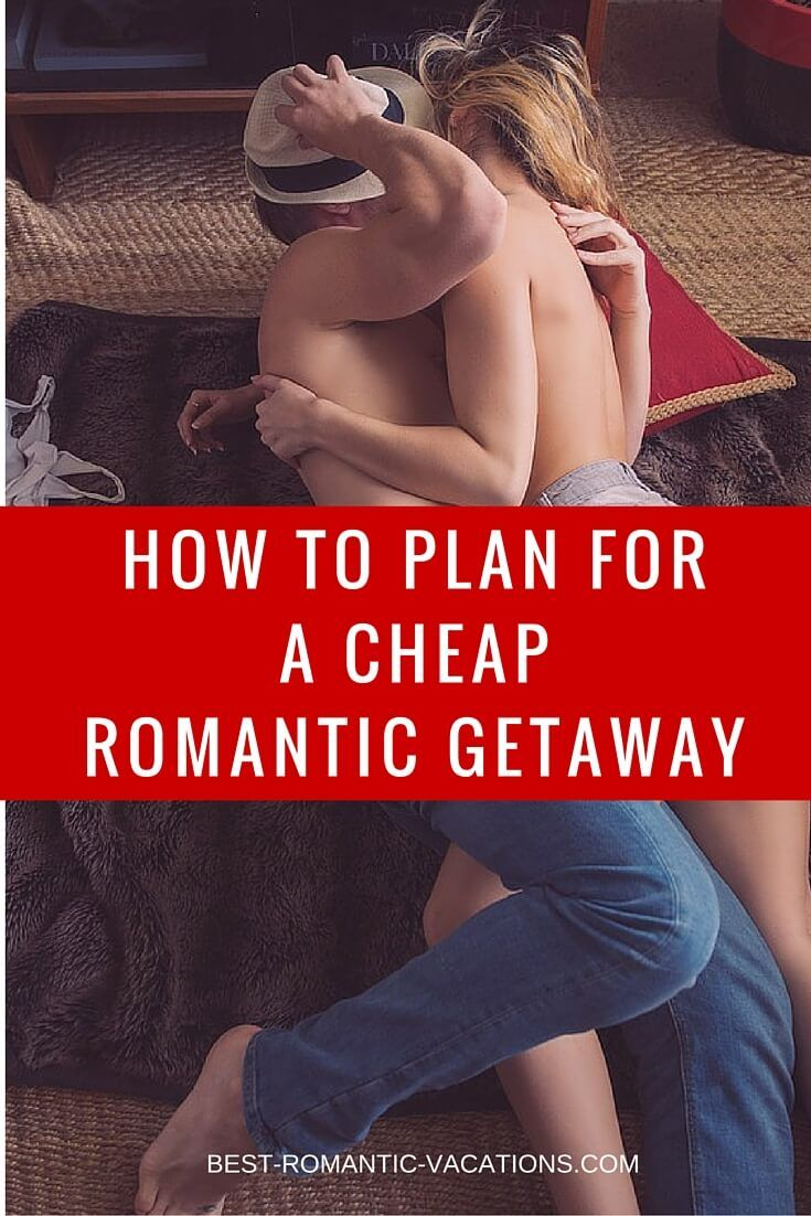 """""""When people think of romantic getaways, they think of faraway places in exotic locales and normally these types of vacations aren't very friendly on the wallet but they sure are great romantic ideas, romantic vacation ideas that is. Don't give up though. These are not the only romantic getaways to be enjoyed."""""""