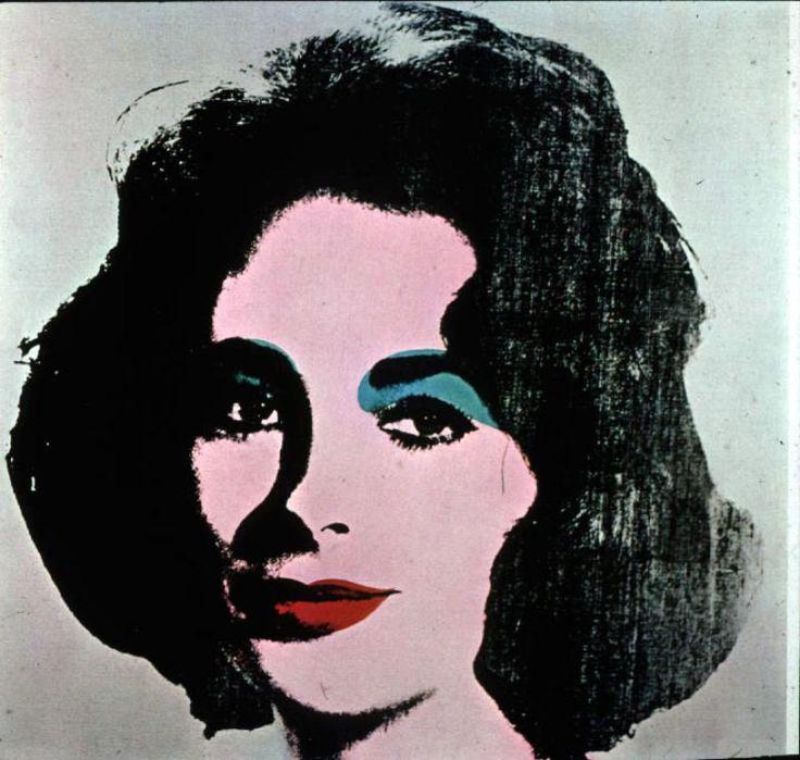 Ева #Лонгория купила уорхоловский портрет Элизабет #Тейлор, а Леонардо #ДиКаприо продал #Бэнкси. #Уорхол