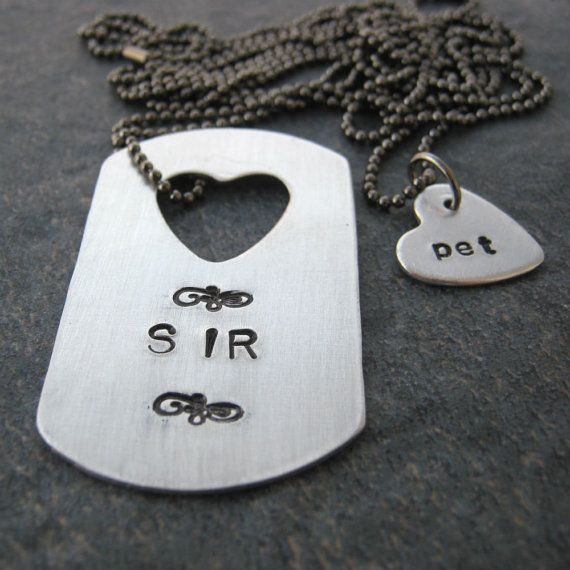 masters bdsm jewelry pendants
