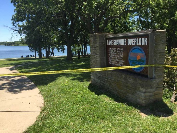 A fisherman who was walking late Tuesday morning along the northwest bank of Lake Shawnee noticed an object in the water that he believed might be a body.  The man called 911, and emergency responders confirmed his suspicion.