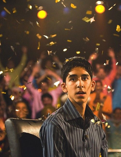 """When somebody asks me a question, I tell them the answer..."" Slumdog Millionaire"