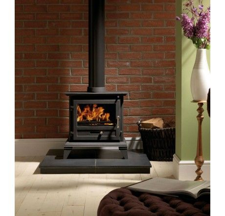Gallery Classic 8 Wood Burning and Multi Fuel Defra Approved Stove - Direct Stoves