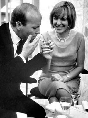 Ingeborg Bachmann und Hans Werner Henze: Ladies could be also kind to helpless men.