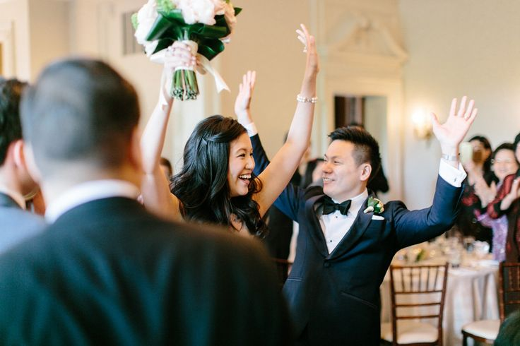 Make an entrance no one will forget!  Graydon Hall Manor.  Photo by Joee Wong.