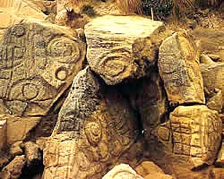 Petroglifos australianos, Wondjina - Crystalinks