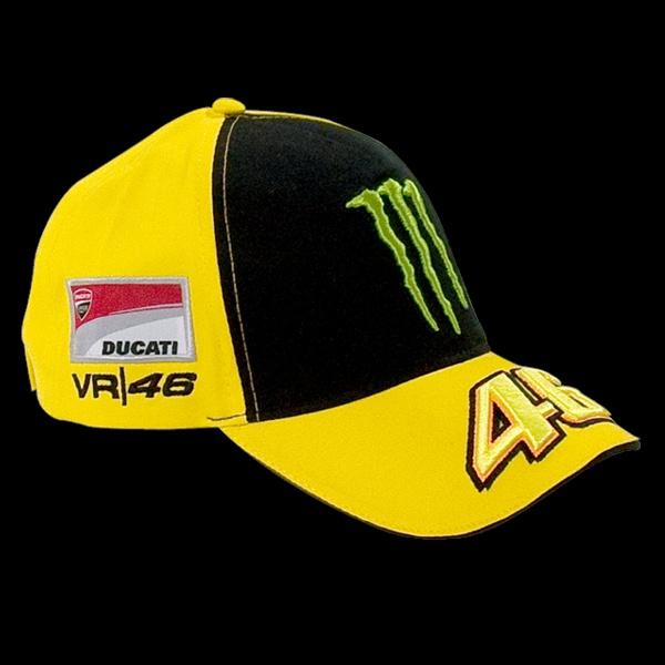 Valentino Rossi VR46 Sponsor Cap