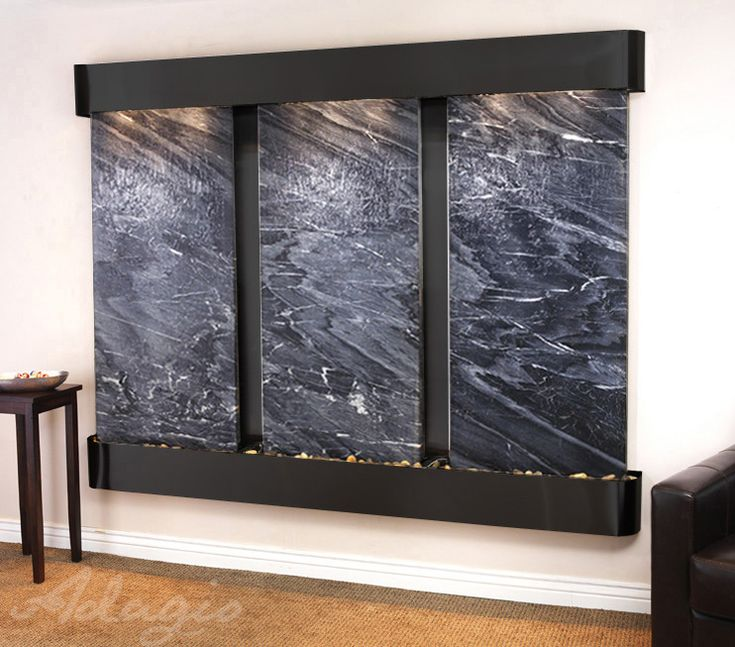 How To Integrate Interior Wall Fountains In Your Home: Best 25+ Indoor Waterfall Wall Ideas On Pinterest