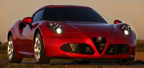 WOW FACTOR Save up to R52 500-00 on the #Alfa Romeo 4C coupe! Available on www.newcardeals.co.za from R997 500-00.