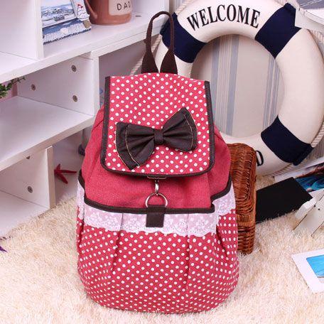 9 best Girly backpacks images on Pinterest | Girly backpacks ...
