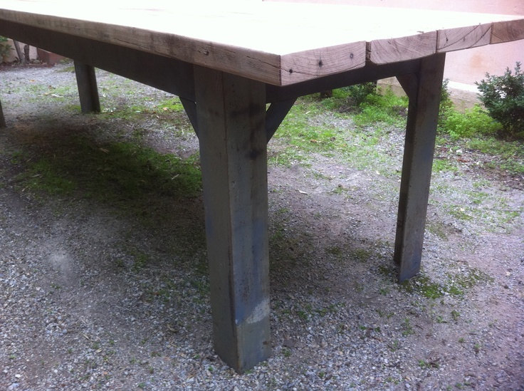 staniland outdoor table