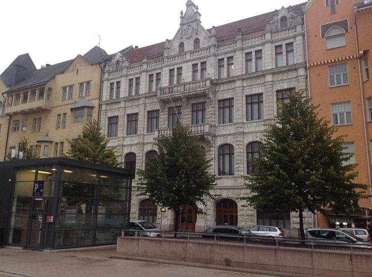 Fabianinkatu 15, Korkein Hallinto-oikeus building