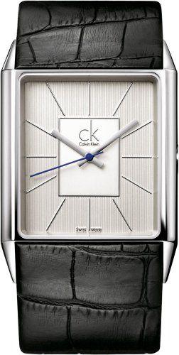 Calvin Klein Angular Men's Quartz Watch K9621120 | Watch All Brands