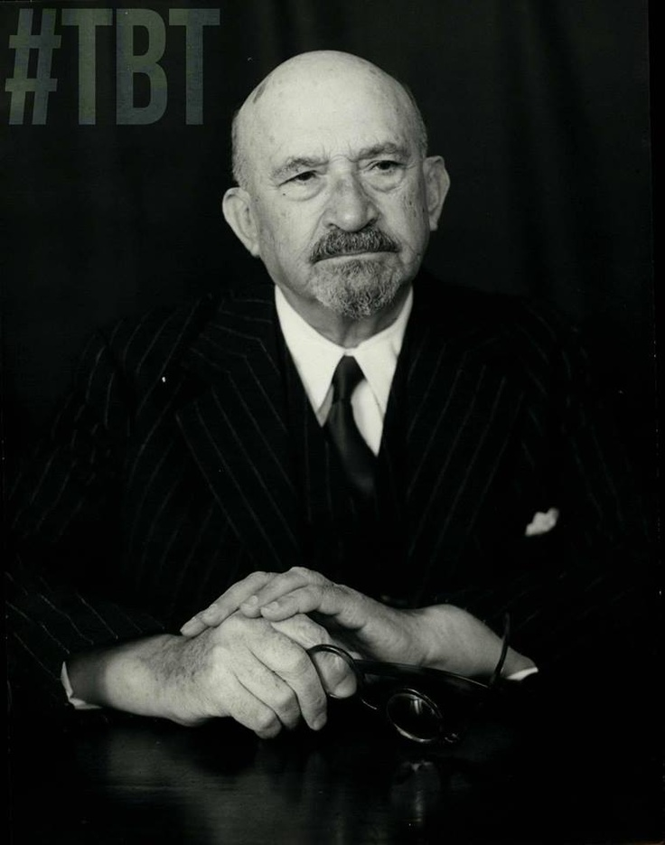 On this day in 1948 Chaim Weizmann was elected first president of Israel