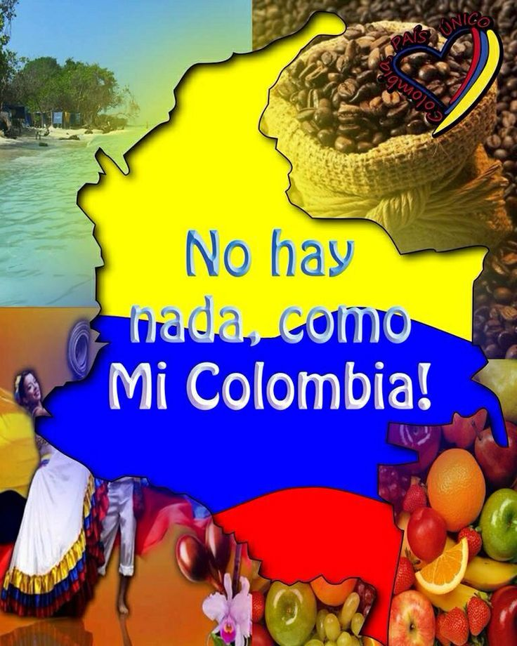 Colombia, Tierra Querida.