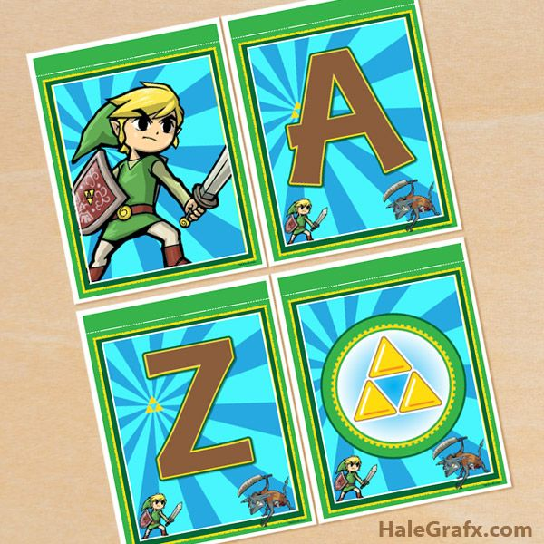 Nintendo Themed Birthday Party Ideas: A Collection Of