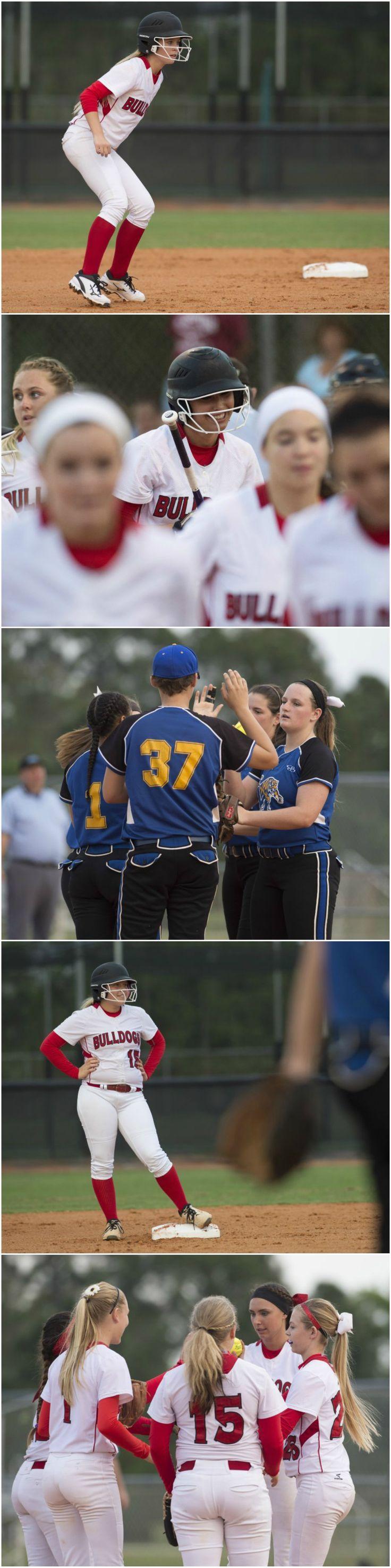 High School Softball: Martin County vs. South Fork