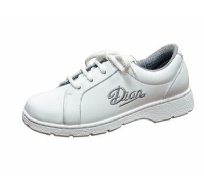 #Zapato con cierre de cordones, Modelo 1805-LMB, disponible en blanco y negro € 28,73