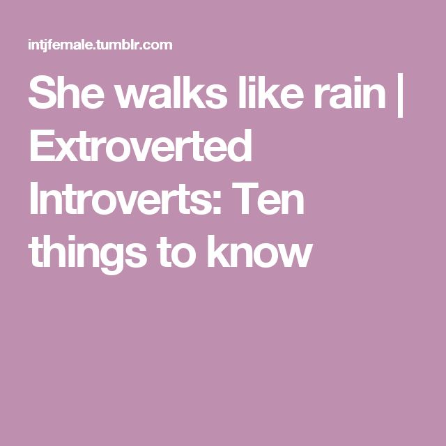 17 Things to Know Before Dating an Extrovert