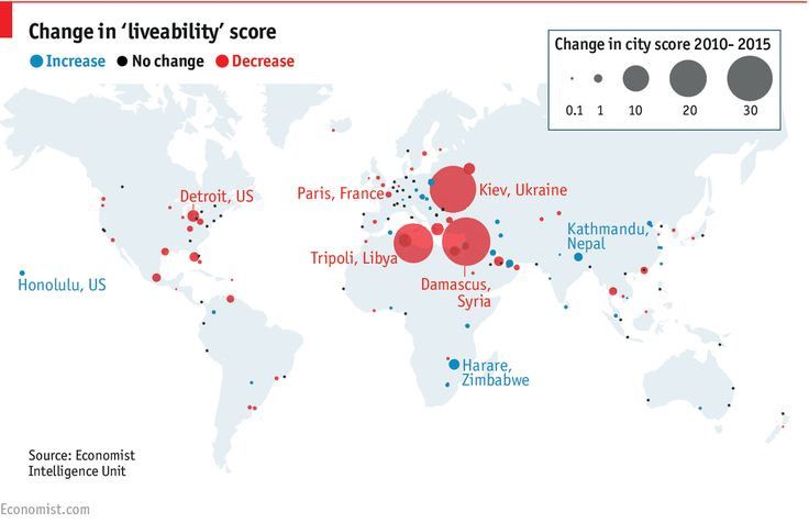 Calgary ranks 5️⃣th in the world's most 'liveable' cities... WHOOT‼️ | The Economist