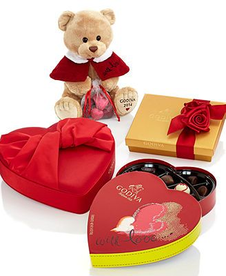 godiva valentine's day chocolate 2014
