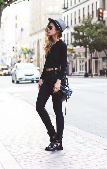 Cut out boots, ou bota com recortes é tendência certa para esta temporada de outono-inverno 2016. O item já é queridinho das fashion girls. Confira.