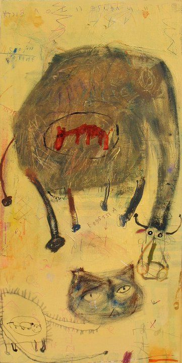 By vered gersztenkorn, outsider art