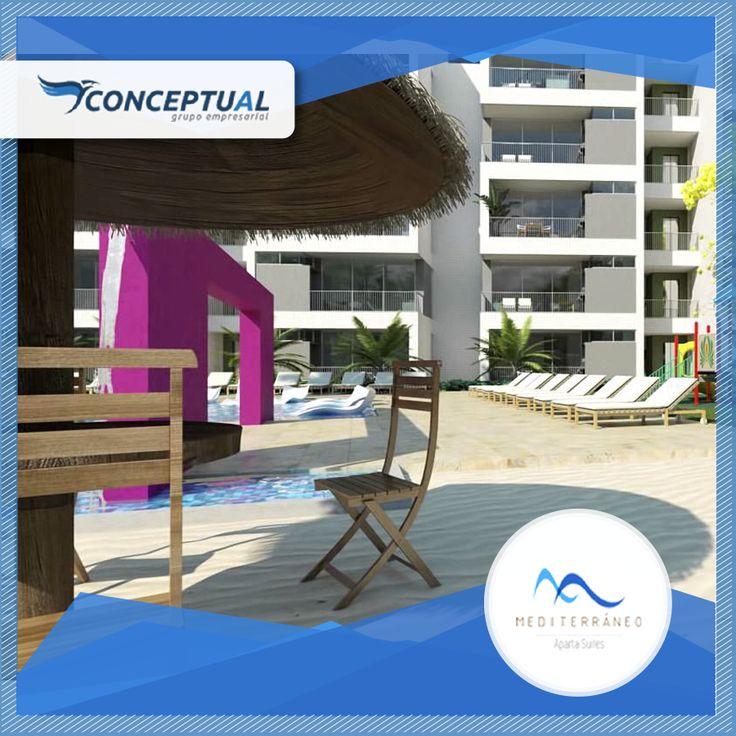 Si buscas una vivienda para que tu familia disfrute de la naturaleza y al mismo tiempo estar cerca de la ciudad entonces Mediterráneo Aparta Suites es el proyecto ideal para ti. PBX: 411-44-39 y Whatsapp: 312 237 10 58.