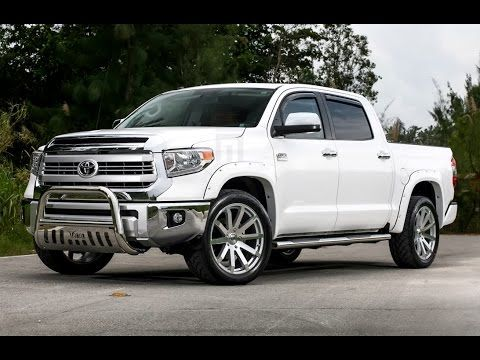 Exclusive Motoring Toyota Tundra on TSW Wheels | Toyota ...