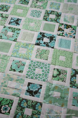 300 best Modern Quilting images on Pinterest   Colors, Crafts and Eyes : modern quilts blog - Adamdwight.com