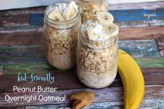 I have trained my children to adore oatmeal. I always make it with a bit of a twist to it, so they think it taste like cookie dough instead of porridge. My kids can't get enough of this easy peanut butter banana overnight oatmeal recipe. I make it often when they are sick. I would be lying if I said I only made it when they weren't feeling well. We eat it often. I prepare it the night before  {Read More}