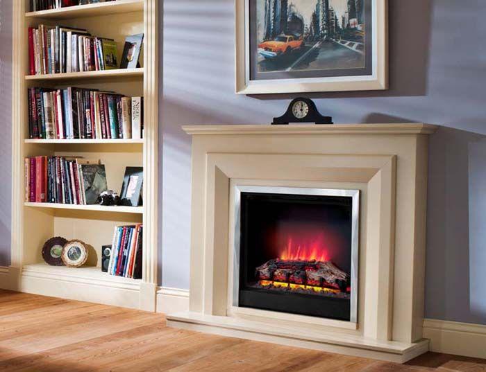 M s de 25 ideas incre bles sobre chimeneas el ctricas en pinterest pared con chimenea y - Salones con chimeneas electricas ...