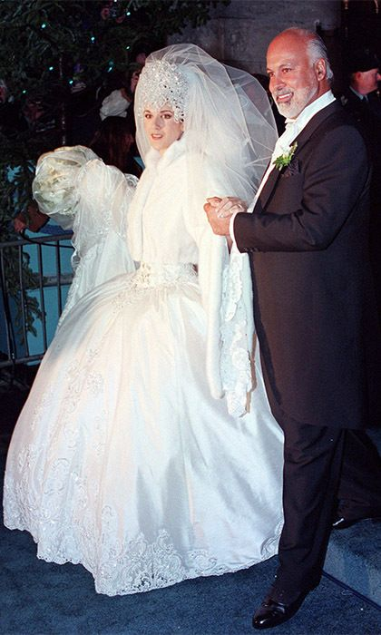 The 15 Most Lavish And Iconic Celebrity Weddings Hello