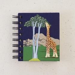 Mr. Ellie Pooh Small Notebook Journal Giraffe
