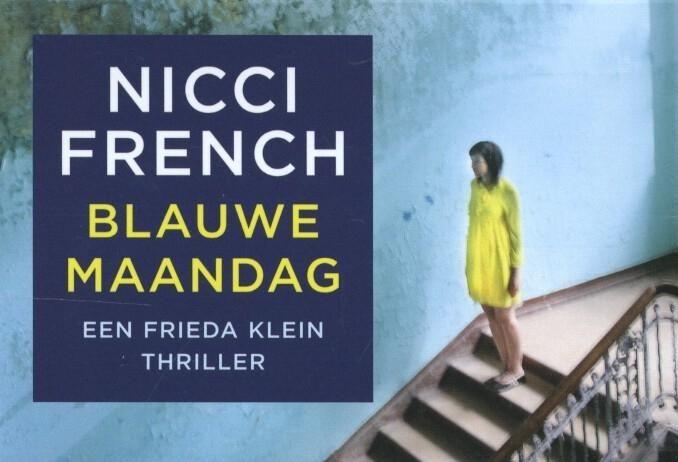 Blauwe maandag - Nicci French || 25-01-2014