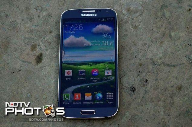 Samsung Galaxy S4 review   NDTV Gadgets