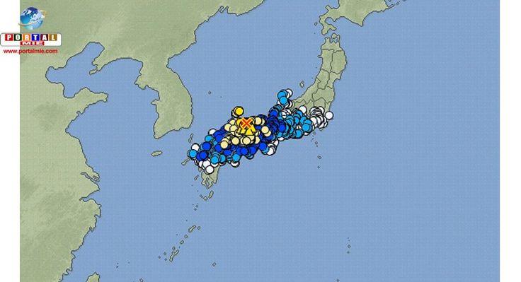 Forte terremoto atinge Tottori e províncias ao sul do Japão, mas foi sentido até em Aichi, Shiga e Mie.