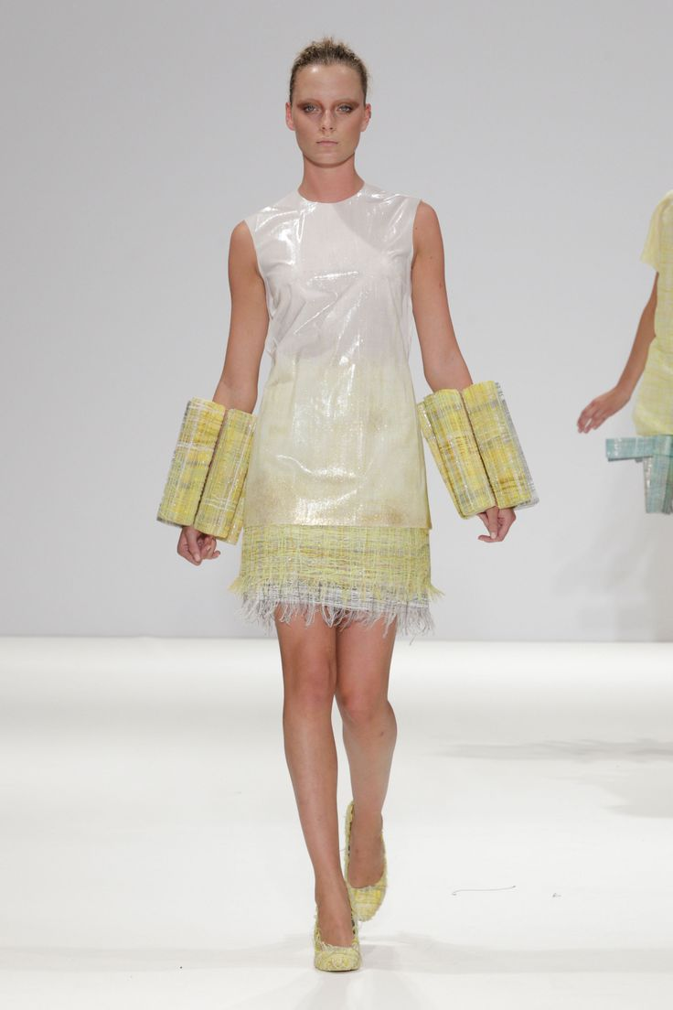 Hellen van Rees SS13 look 3 #SS13 #hellenvanrees #fashion