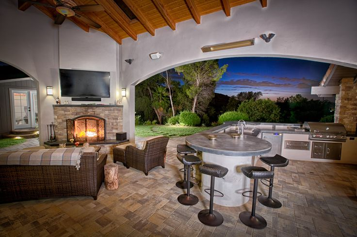 San Diego Outdoor Living Spaces: 12 Best New Inspiration And Trends: Western Outdoor