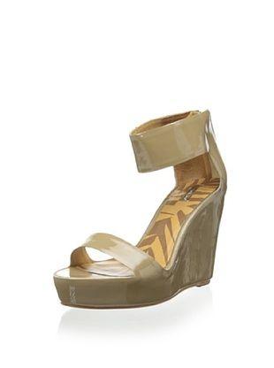 62% OFF Matiko Women's Boston Wedge Sandal (Light Brown)