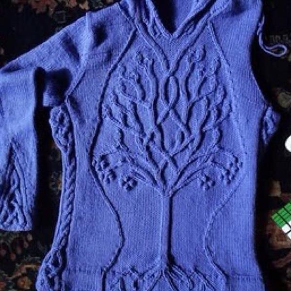 17 Best images about Threads on Pinterest Sweater patterns, Knit socks and ...