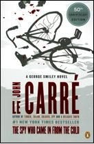 The Spy Who Came in from the Cold - John le Carre.