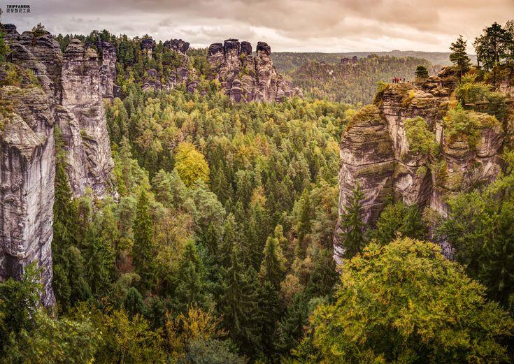 Bastei Sächsische Schweiz Germany  http://tripfabrik.de/bastei  #bastei #dresden #sachsen #lowersaxony #deutschland