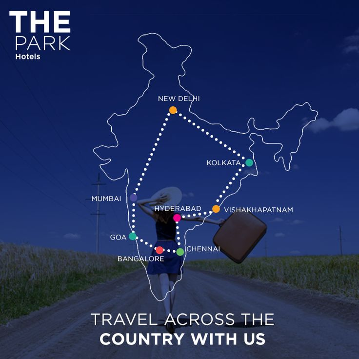 Celebrate the spirit of travel on World Tourism Day. Experience India with us: http://www.theparkhotels.com