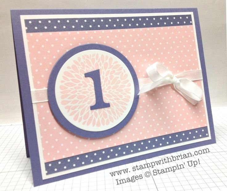 25+ best ideas about First Birthday Cards on Pinterest ...