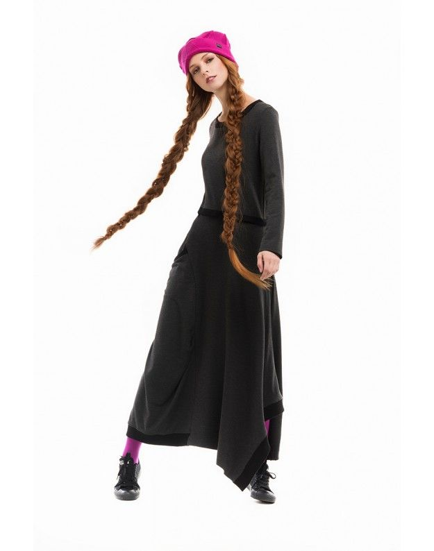 Платье в стиле бохо